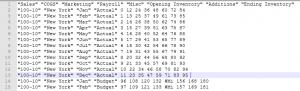 Anonymisierte Daten